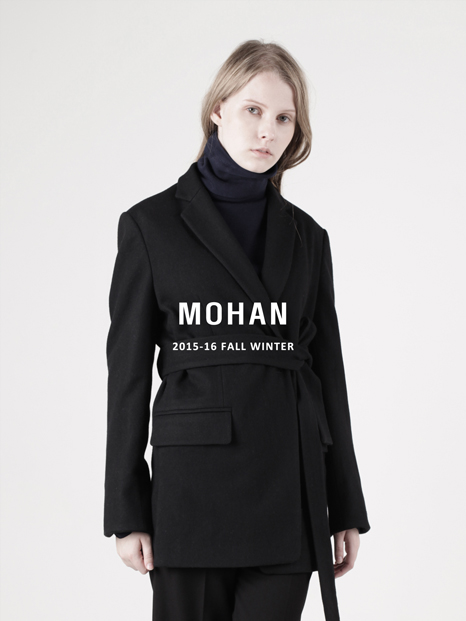 [MOHAN]2015 SPRING SUMMER COLLECTION