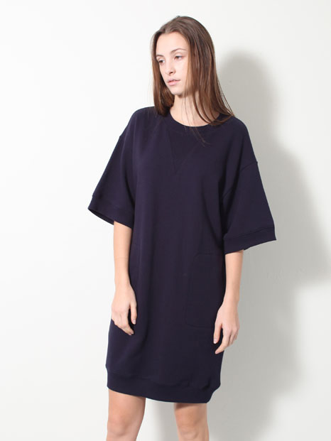 15SS OVERSIZED ONE PIECE NAVY