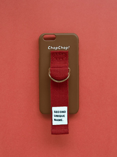 SUN CASE BROWN BURGUNDY (WORD)