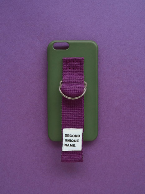 SUN CASE DEEP GREEN PURPLE (NONE)