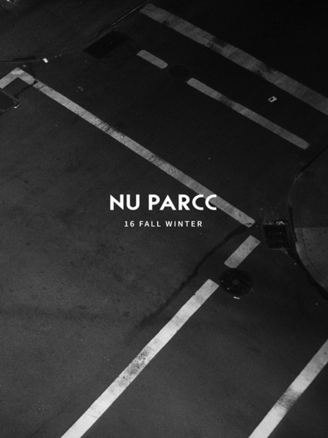[NU PARCC]16FW Collection
