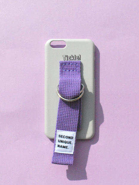 SUN CASE L.GRAY L.PURPLE(WORD)