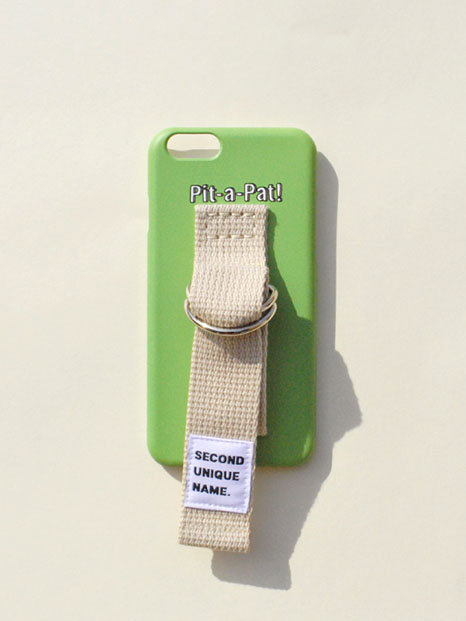 SUN CASE L.GREEN IVORY(WORD)
