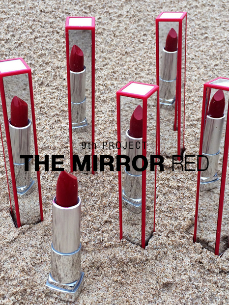 9th PROJECT THE MIRROR RED