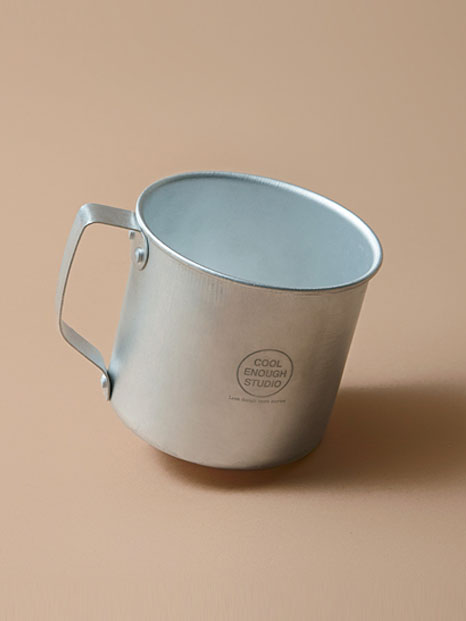 THE ALUMINUM CUP