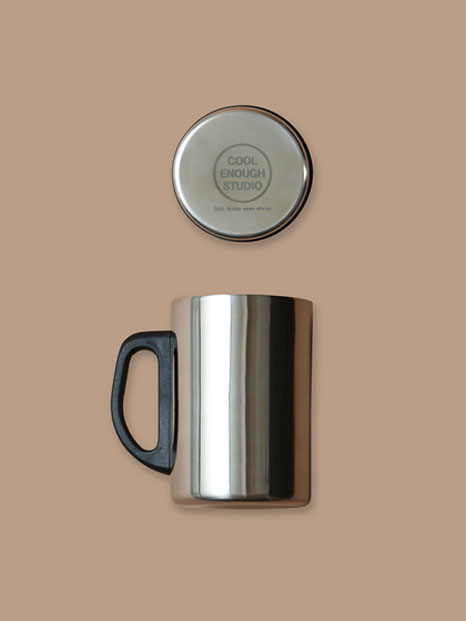 THE STAINLESS CUP