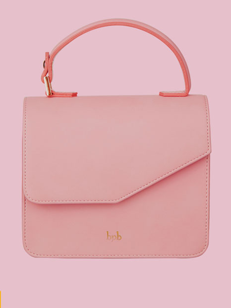 Sharon Mini Bag_Baby Pink