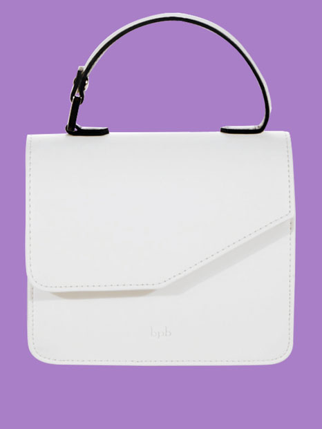 Sharon Mini Bag_Pure White
