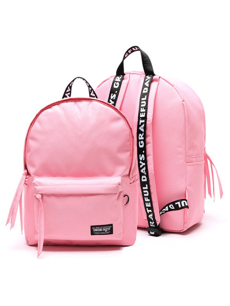 BASIC CANVASBAG PINK