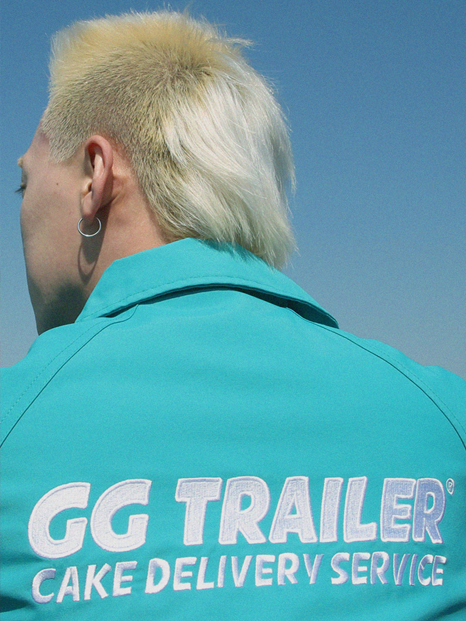 GG Trailer Coach Jacket_Marine
