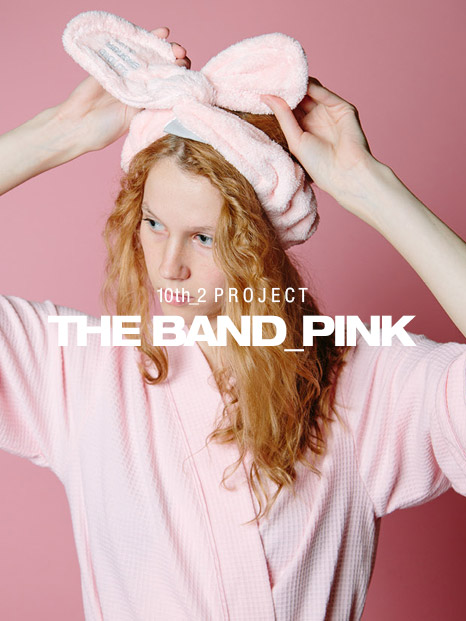 COOL ENOUGH STUDIO-10th_2 PROJECT THE BAND_PINK-