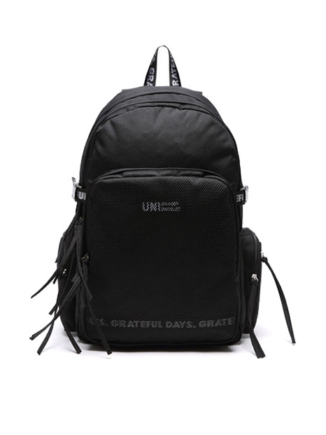 17S/S UNIUNSHOP X UNIONOBJET CARRIER 3D MESH BACKPACK
