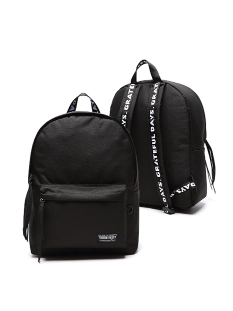 CANVASBAG BLACK BLACK