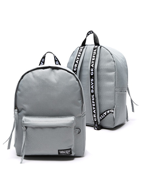 BASIC CANVASBAG GRAY