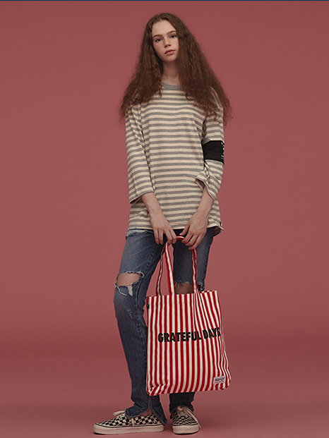 [UNION OBJET]SUNNYECO STRIPE - RED