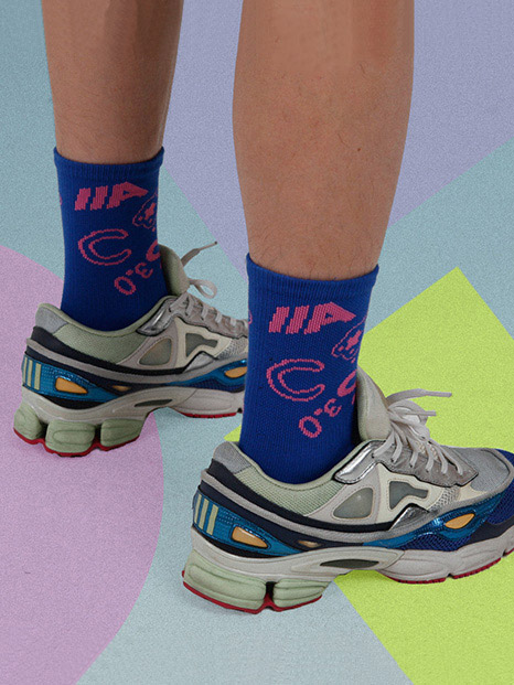 [APOC]ACS3.0 Socks_Blue