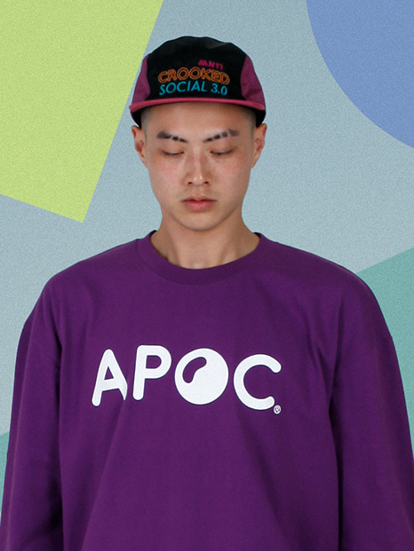 [APOC]ACS3.0 Camp Cap_Black