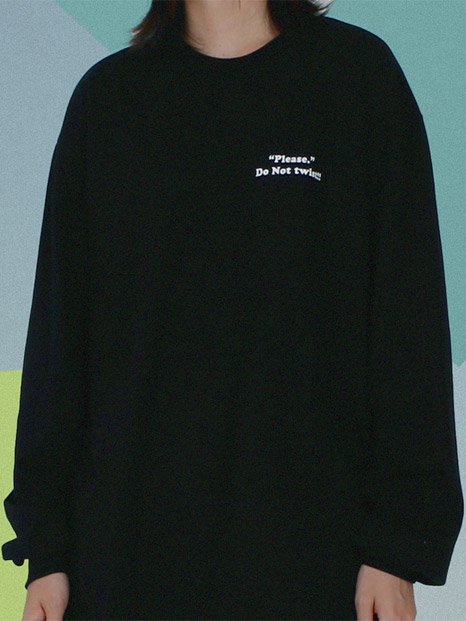 [APOC]ACS3.0 Longsleeved T-shirts_Black