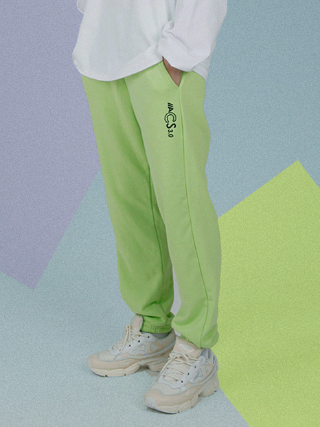 [APOC]ACS3.0 Track Pants_Lime