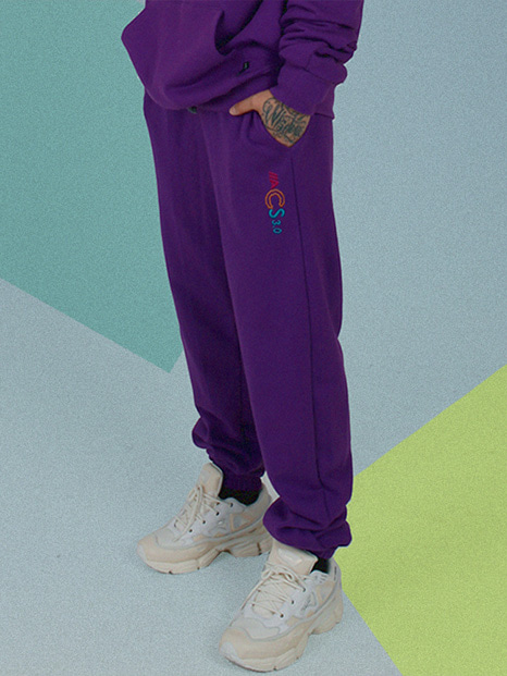 [APOC]ACS3.0 Track Pants_Purple
