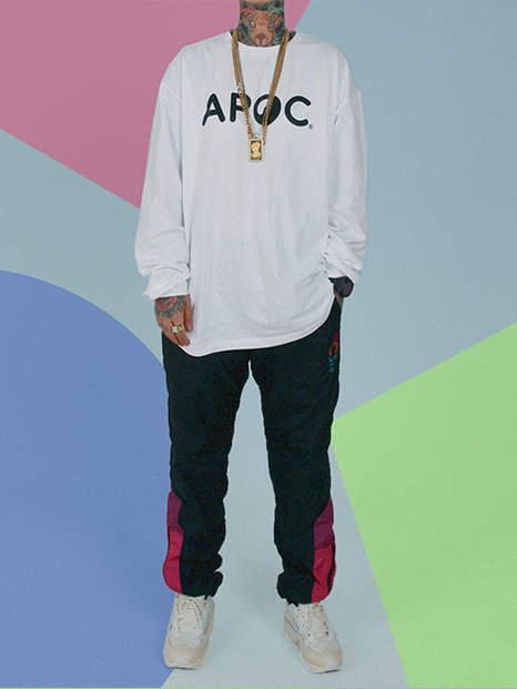 [APOC]ACS3.0 Warm-up Pants_Black