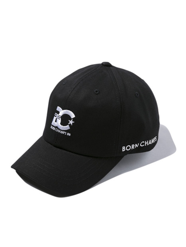 [BORN CHAMPS]BC MARK CAP BLACK CEQCMCA11BK