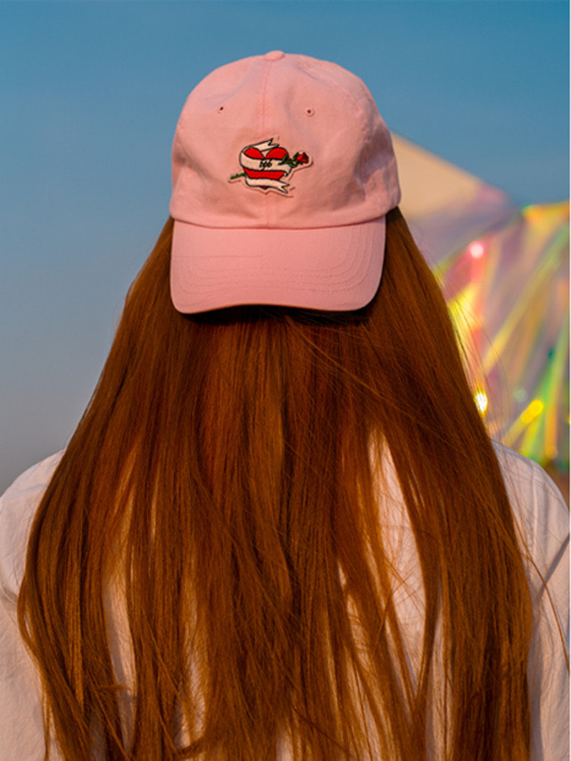 bpb Love rose Cap_pink