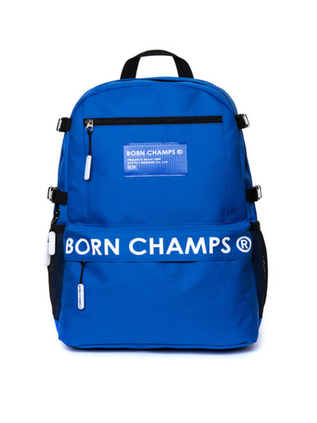 [BORN CHAMPS]BC TIME BACKPACK BLUE CERFMBG06BL