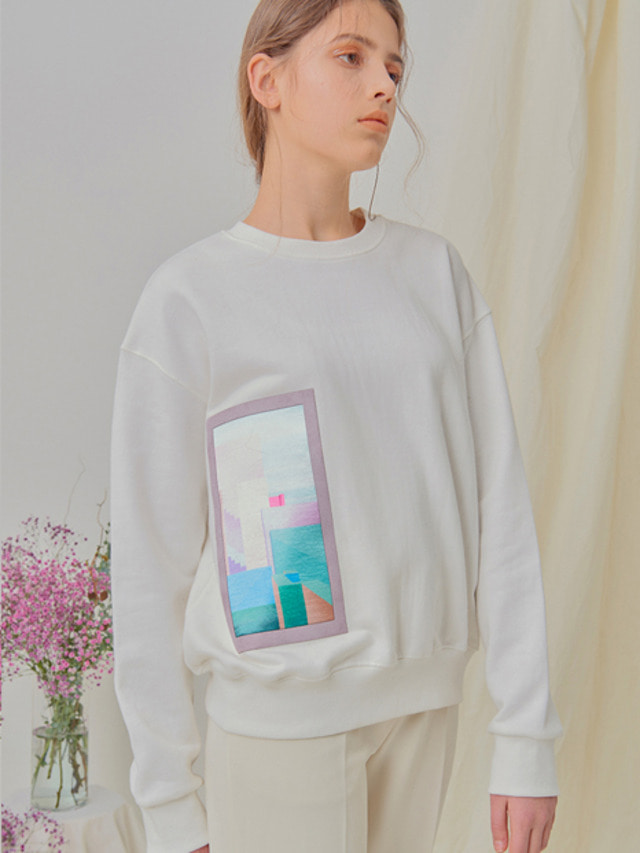 [NUPARCC]Hockney Window Sweats