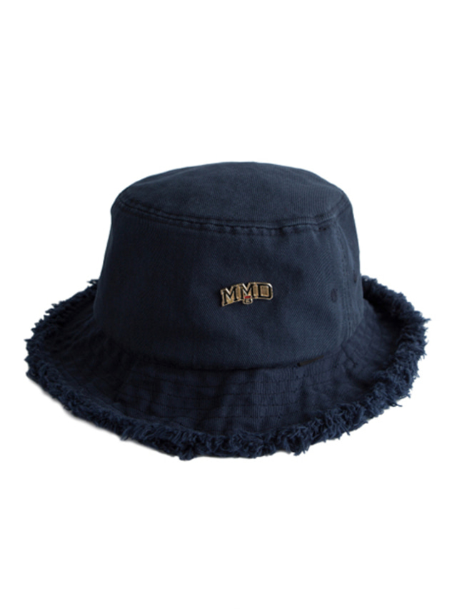 [ROMANTICCROWN] MMD BUCKET HAT NAVY