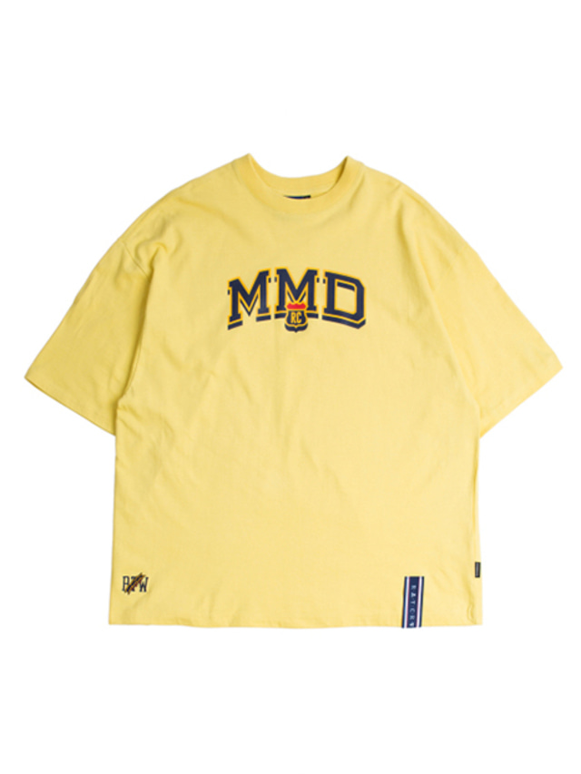 [ROMANTICCROWN] MMD LOGO T_SHIRT BUTTER