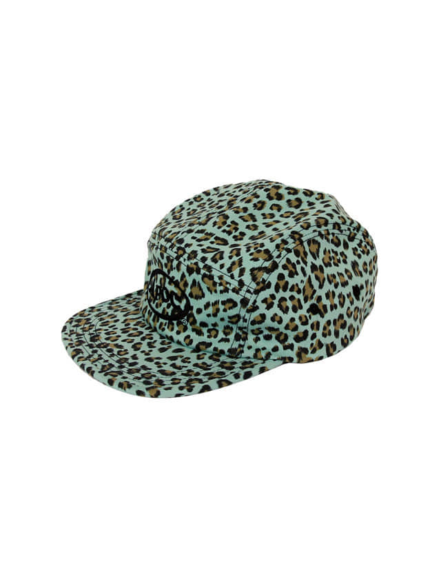 [APOC]Leopard Camp Cap_Mint