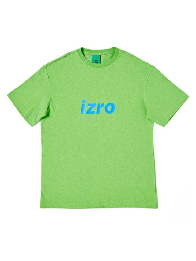 [IZRO]IZRO COLOR T-SHIRTS - YELLOW GREEN