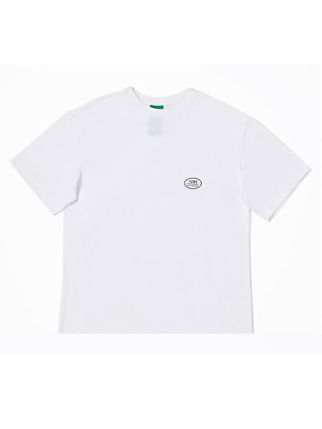 [IZRO] IZRO SIMPLE T-SHIRTS - WHITE