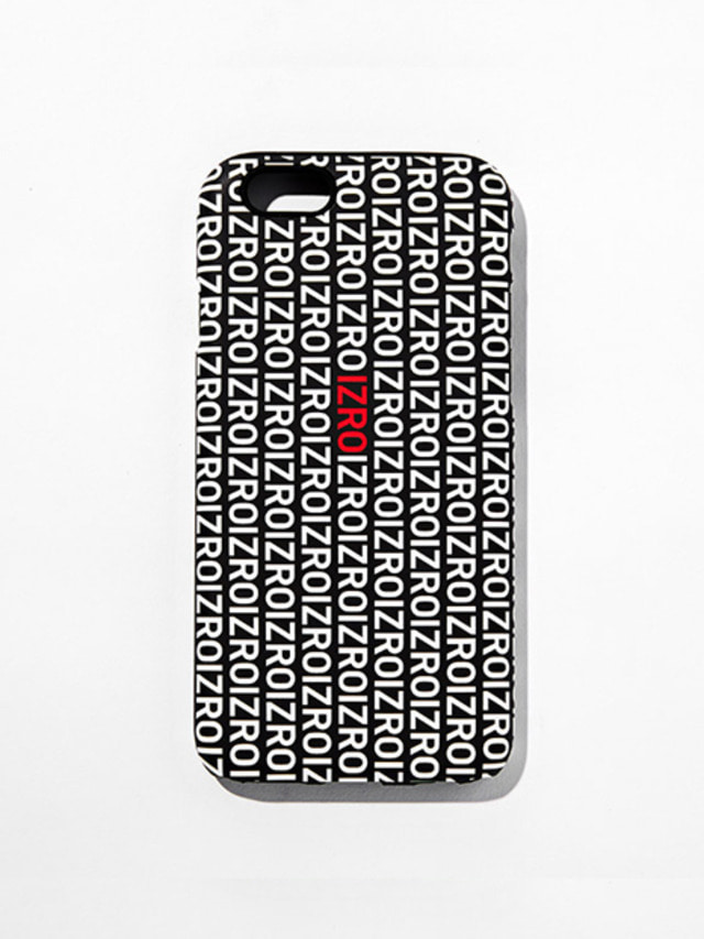 [IZRO]IZRO SMALL PHONECASE - BLACK