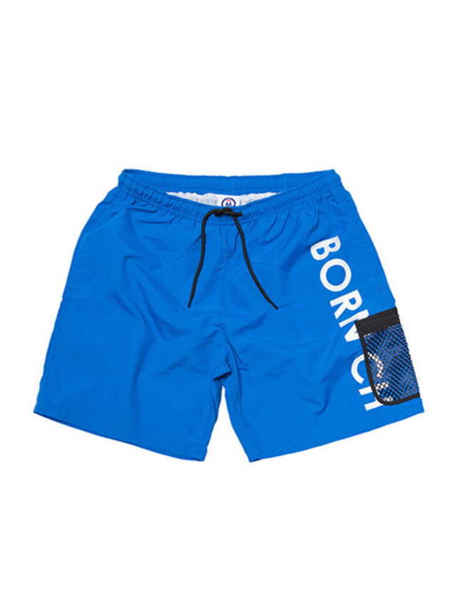 [BORN CHAMPS]NET REFLECTIVE SHORTS CERBMTP04BL
