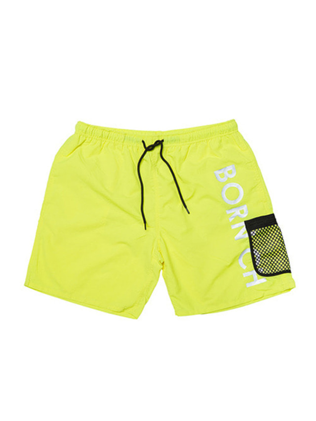 [BORN CHAMPS]NET REFLECTIVE SHORTS CERBMTP04LI