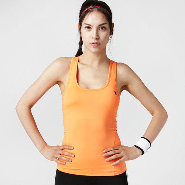 AKIIICLASSICSLEEVELESS TYPE-1 ORANGE