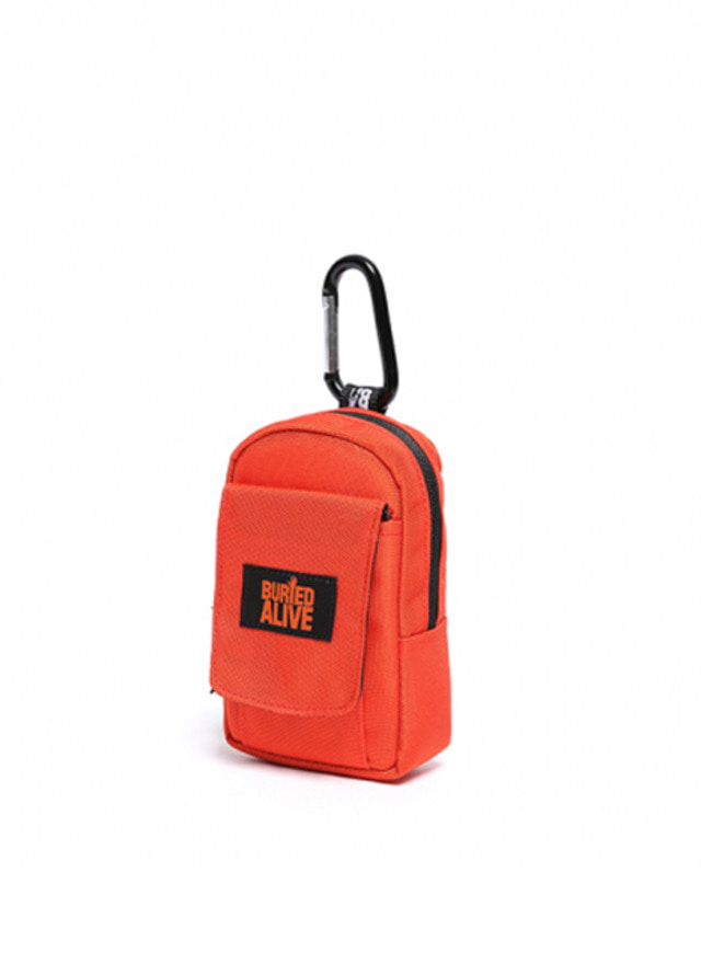 [BURIEDALIVE]BA CHOKE BAG ORANGE