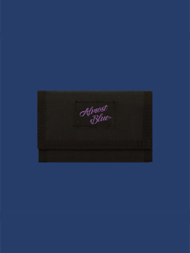 [ALMOST BLUE] PURPLE LABEL WALLET