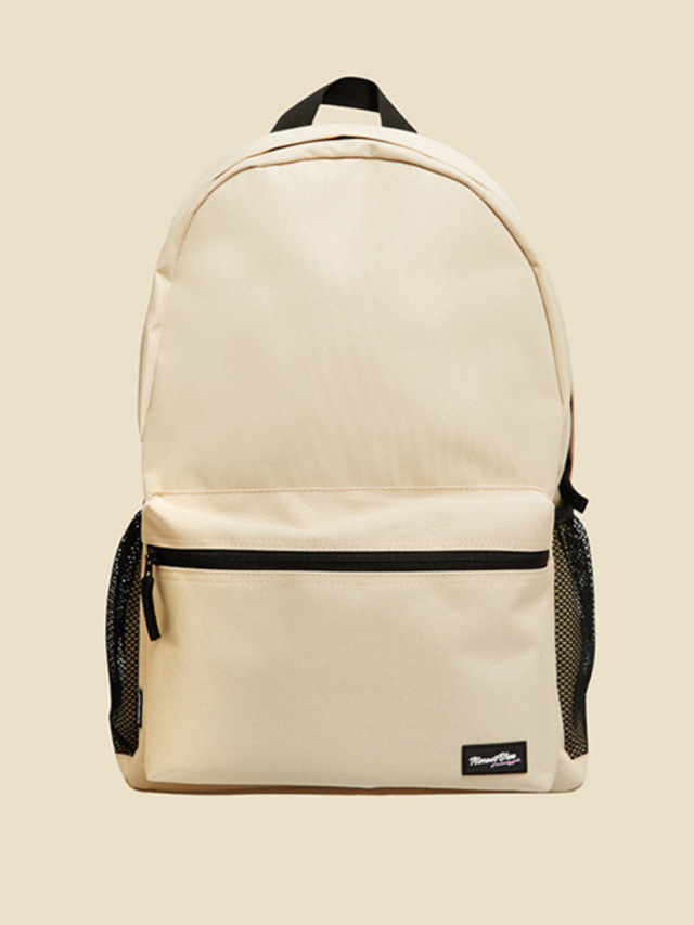 [ALMOST BLUE] ALMOSTBLUE STANDARD BACKPACK BEIGE