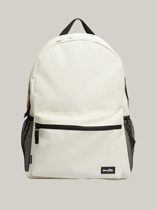 [ALMOST BLUE] ALMOSTBLUE STANDARD BACKPACK IVORY