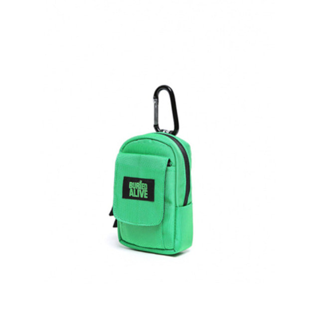 [BURIEDALIVE]BA CHOKE BAG GREEN