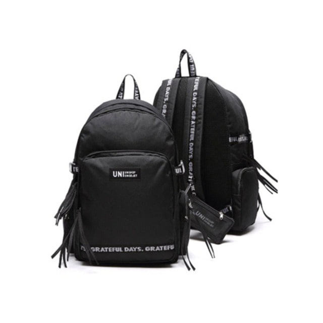 17S/S UNIUNSHOP X UNIONOBJET CARRIER 3D BACKPACK