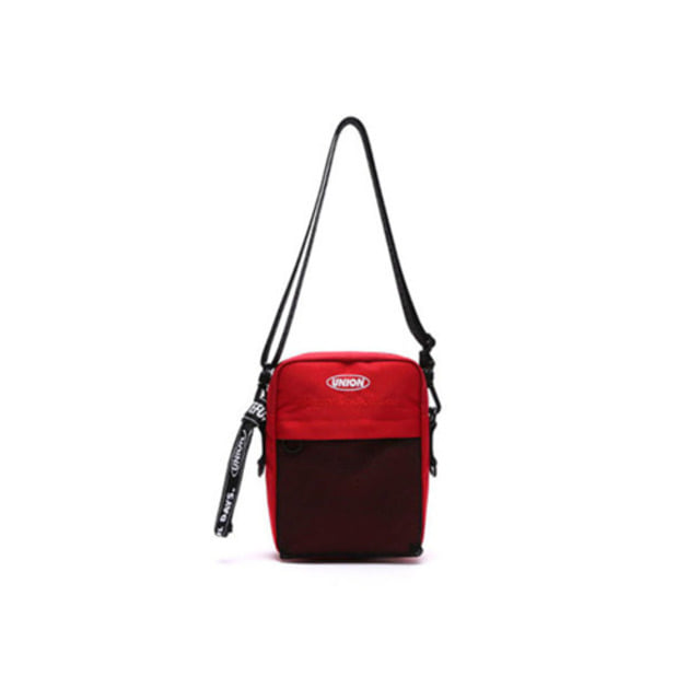 [UNIONOBJET]UNION SUPER CROSS BAG RED