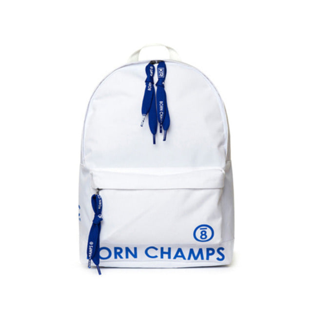 [BORN CHAMPS]BC IB BACKPACK WHTIE CERFMBG05WH