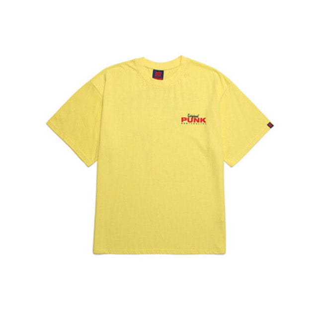 [BURIEDALIVE]BA X OP VOL2 TEE YELLOW
