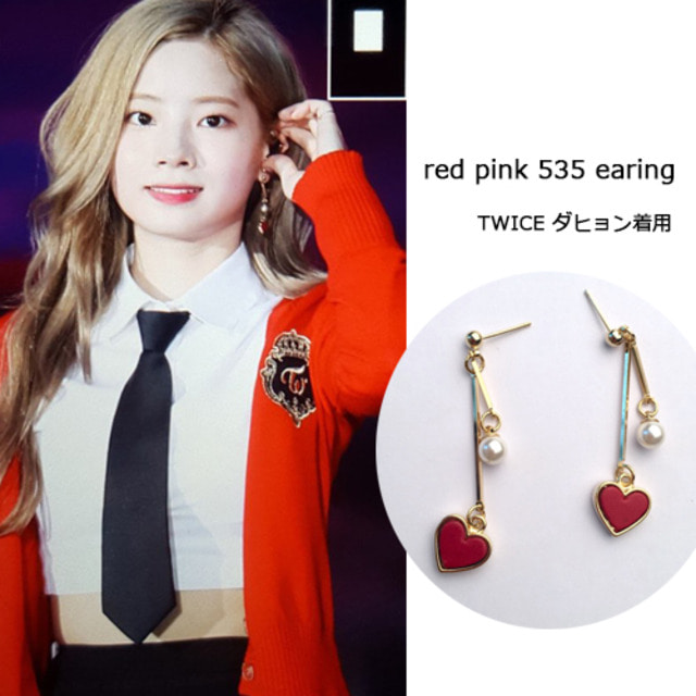 [SCALETTO] 535EARRING_TWICE