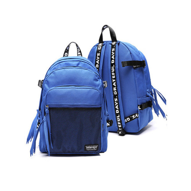 3D MESH BACK PACK BLUE