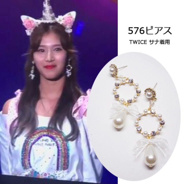 [SCALETTO] 576EARRING_TWICE